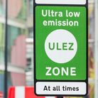 Residents within the ULEZ area will have to either upgrade their car if it doesn't comply or pay the daily £12.50 charge.