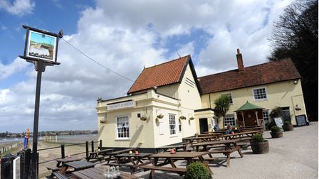 The Butt & Oyster in Pinmill is included in a CAMRA publication.