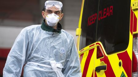 PPE equipment is in short supply. Picture: Victoria Jones/PA Images