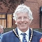 Cllr Jim Brown has been ratified as the new mayor of Stevenage. Picture: SBC