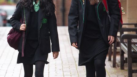 Pupils are urged to walk in groups in Brent