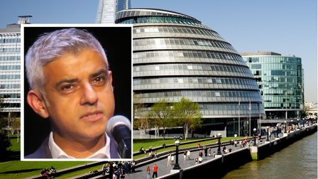 Mayor Sadiq Khan has increased council tax in this year's budget