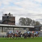 Action from the November 21 meeting at Huntingdon Racecourse.