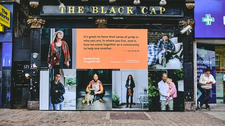 Isolating Together at The Black Cap in Camden Town