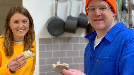 Couple Helen Brett and John Magee have launched online deli and taco takeaway NRFLK Store.