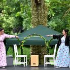The Pantaloons Open Air Theatre is set to perform at Christchurch Park in August