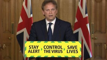 Welwyn Hatfield MP and Transport Minister Grant Shapps
