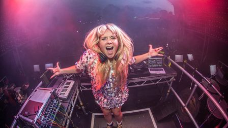 DJ Goldierocks is set to play tunes at Classic Ibiza at Hatfield House this summer.
