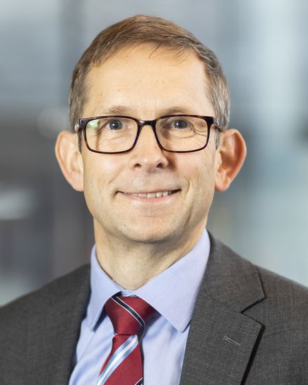 Charles Roe, director of mortgages at UK Finance.
