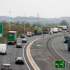 Congestion on the Black Cat roundabout in Bedfordshire is a common sight for drivers