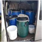 'Cooking oil thefts' van is stopped near Alconbury