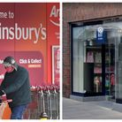Supermarket chain Sainsbury's is looking to take over the Hampstead High Street unit formerly occupied by Gap