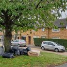 Harold Hill has worst area for fly-tipping in the borough.