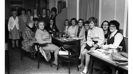 Can you name anybody in this picture at the Heathlands pub on Foxhall Road in 1974?. Picture: ARCHAN
