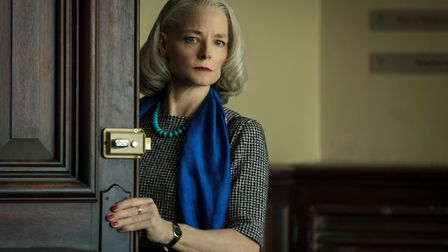 Jodie Foster stars in Kevin Macdonald's The Mauritanian
