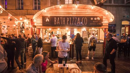 If pizza is your thing try Bath pizza Co, which is serving up award-winning pizzas