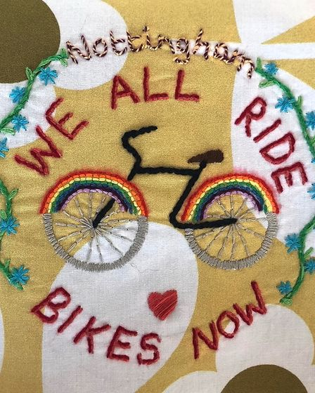 Project to create a Covid memorial quilt