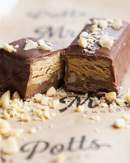 Indulge in chocolatey goodness at Mrs. Potts