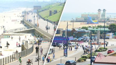 Great Yarmouth and Gorleston - two resorts in the same borough