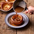 Gran knows best - James Martin's recipe for Yorkshire pudding and onion gravy is his go-to recipe