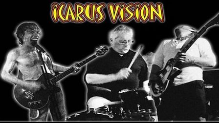 Organiser Shannon Crome will also perform in his band Icarus Vision.