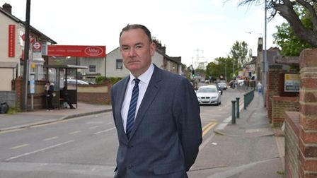 Dagenham and Rainham MP Jon Cruddas