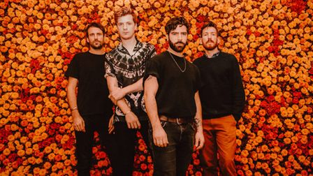 Foals play All Points East in Victoria Park on Monday August 30