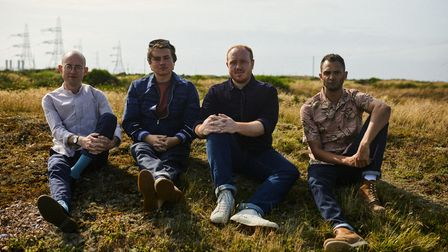 North London band Bombay Bicycle Club play All Points East in Victoria Park on Monday August 30.