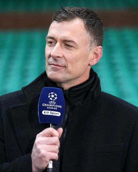 File photo dated 12-09-2017 of Chris Sutton. Issue date: Tuesday March 23, 2021.