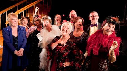 Follies: Gallery Players at the New Wolsey Theatre; July 2009The women and men of the Weismann F