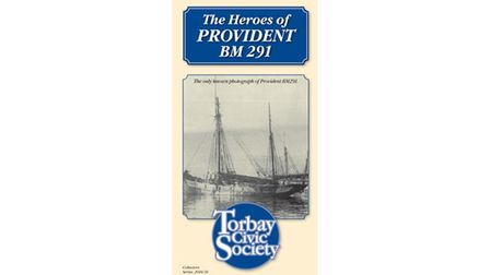 The commemorative pamphlet - The Heroes of Provident BM 291
