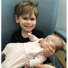 Alfie Tomlinson, 6, will run 1km every day for 21 days in memory of his baby sister Molly.