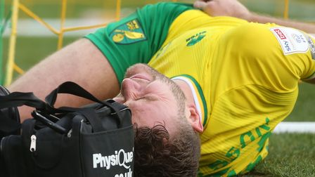 Ben Gibson will miss the rest of Norwich City's season after suffering ankle ligament damage