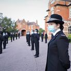 The recent passing out parade for Essex Police, held at force headquarters in Chelmsford