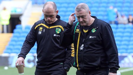 Former Norwich City coach Frankie McAvoy is looking to replace Alex Neil on a full-time basis at Preston