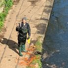 James Cooper pulled a grenade from the bottom of the Regent's Canal.