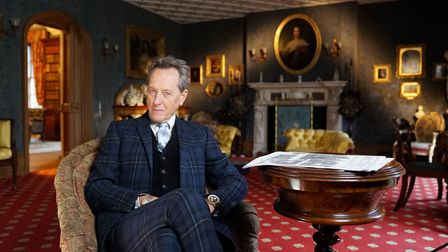 Richard E Grant presents Agatha and Poirot: Partners in Crime on ITV.