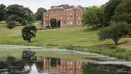 Brocket Hall. Picture: DANNY LOO