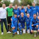 AFC London Road, the 2019 winners of the Herts Advertiser Intermediate Cup