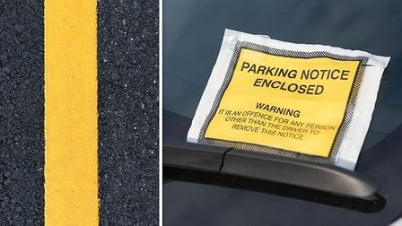 Parking enforcement will be carried out by HDC.