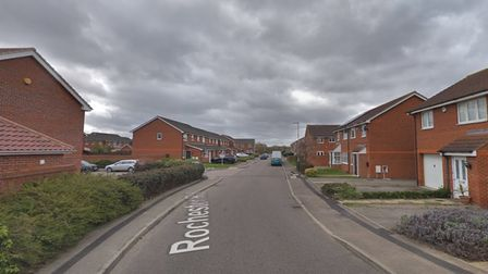 A barbecue went wrong yesterday and caused a fire in Hornchurch.