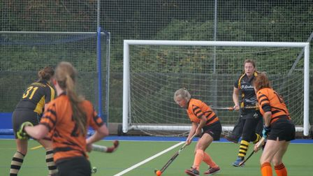 Honiton Hornets in action before lockdown