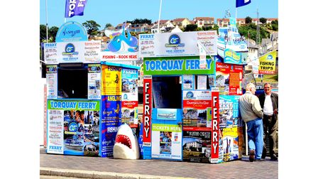 The future of tourist attractions and businesses across Torbay all will depend more than ever on tra