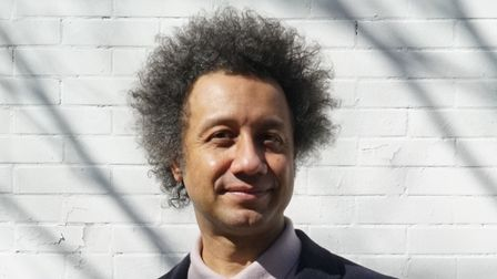Robin Deacon, Spill Festival's new artistic director who takes up his post in June.