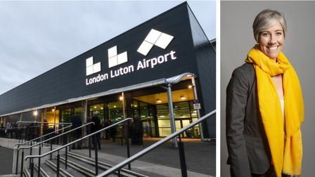Daisy Cooper London Luton Airport