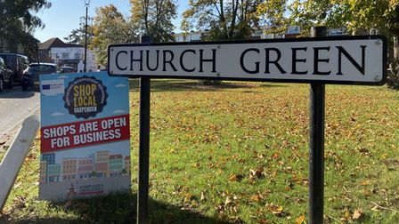 Church Green, Harpenden