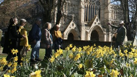 St Albans City and District Tour Guides