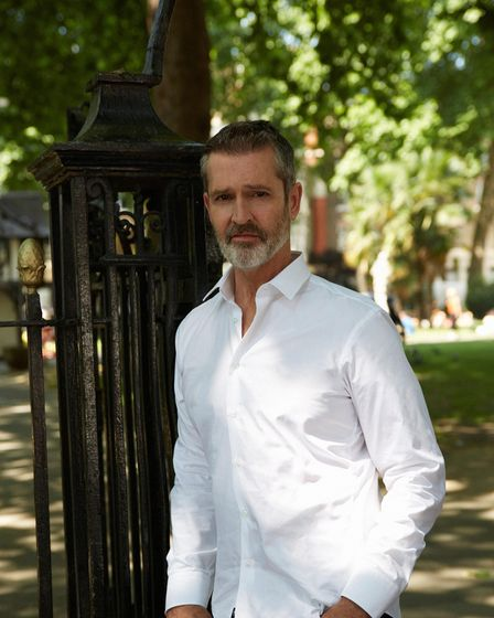 Norfolk-born Rupert Everett is one of the newly-announced patrons of Norfolk Screen.