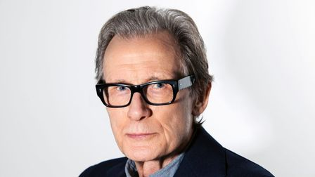 Bill Nighy is among the famous actors that havebeen announced as patrons of Norfolk Screen.