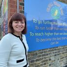 Coldfall Primary's long-serving headteacher Evelyn Davies is standing down this Easter.